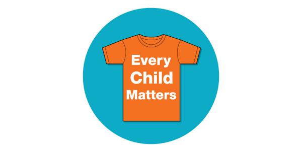 Orange Shirt Day- Friday, September 30th