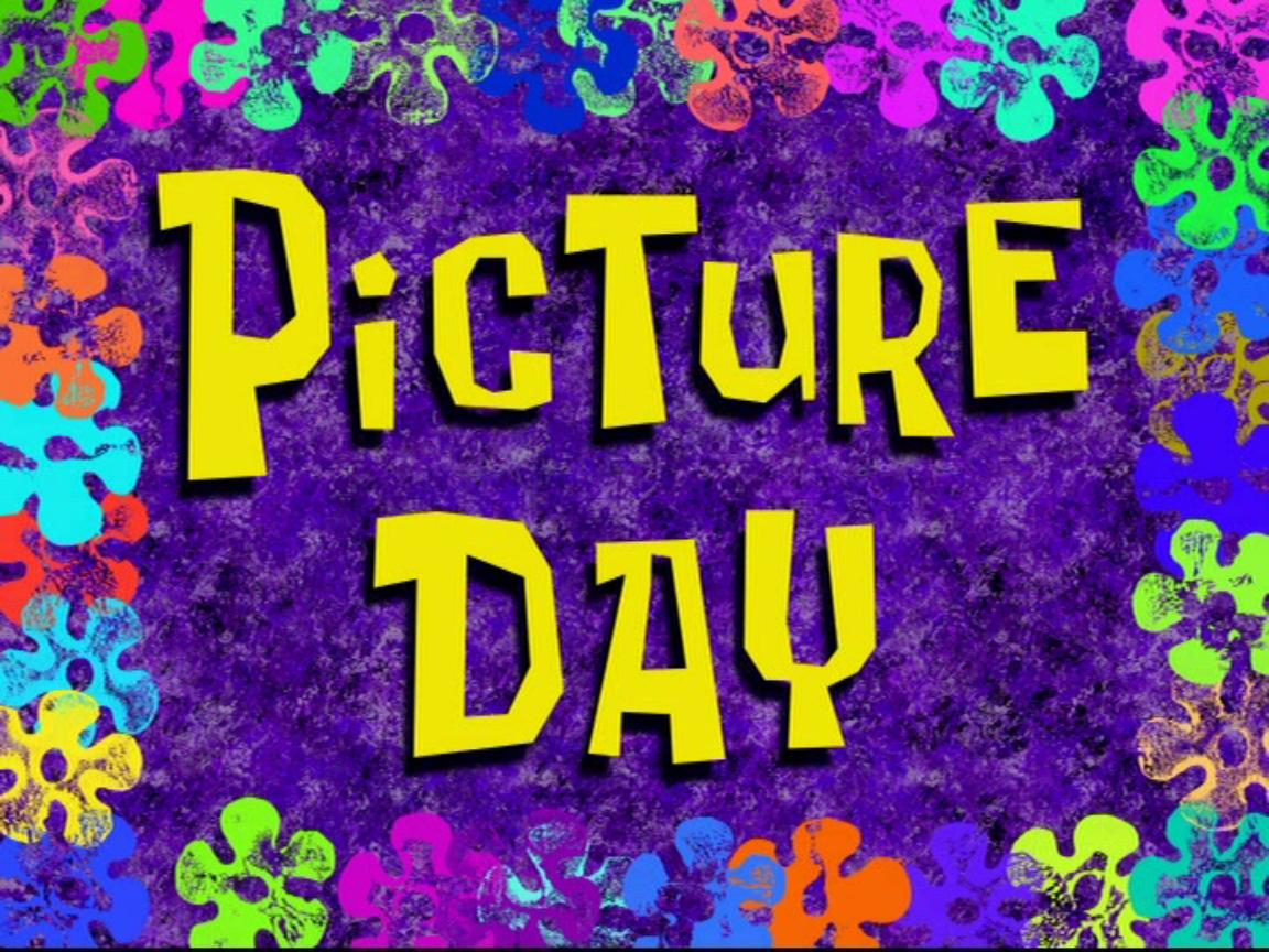 Picture Day is on October 17th