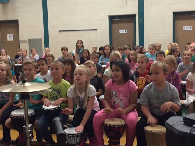 African/Brazilian Drumming Experience